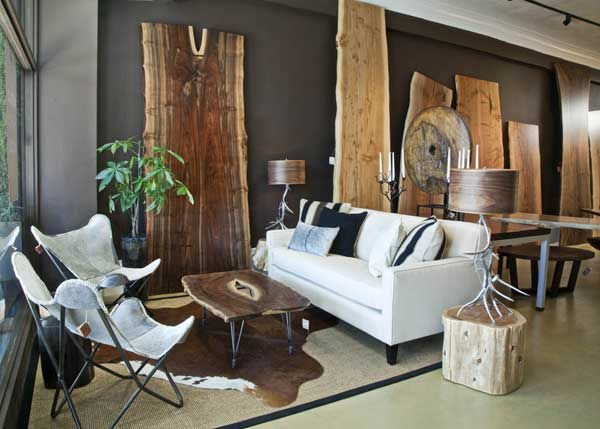 Menlo Hardwoods Retail Showroom