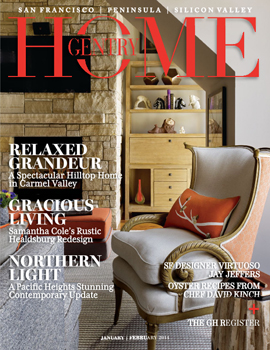 Menlo Hardwoods, Gentry Home Magazine